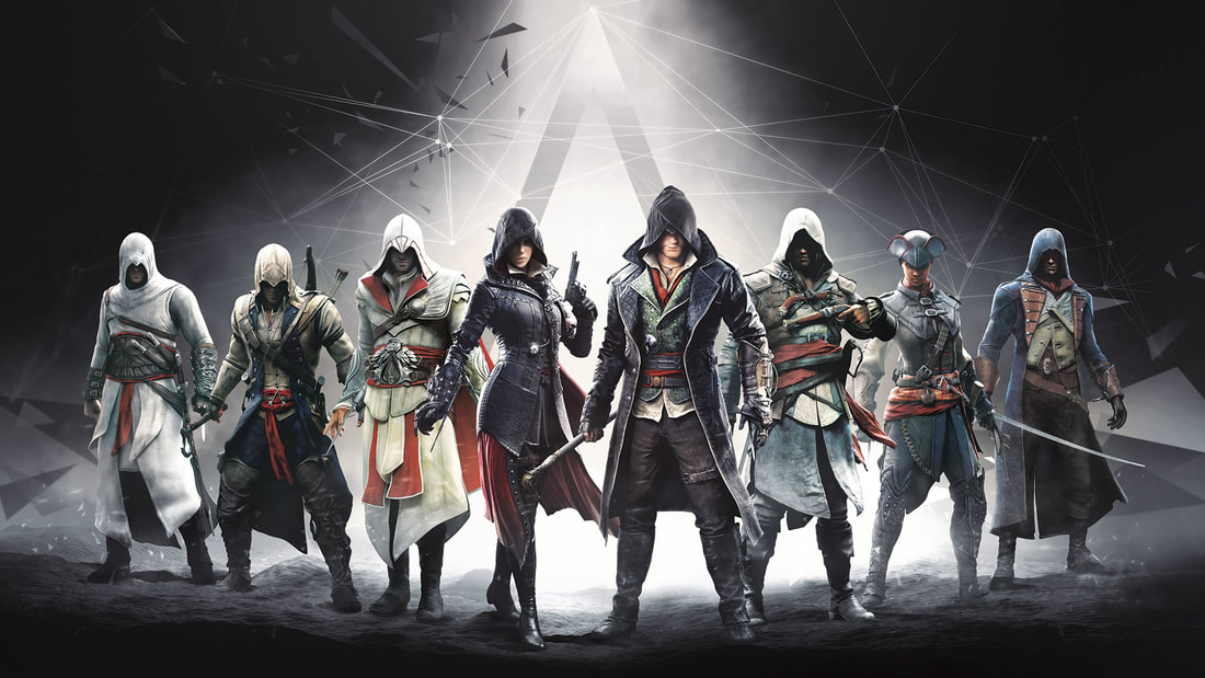 How I Rank The Assassin S Creed Protagonists Kmac S Thoughts